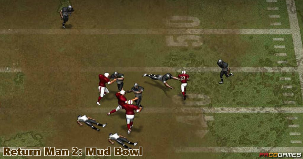 Play Return Man Mud Bowl Online
